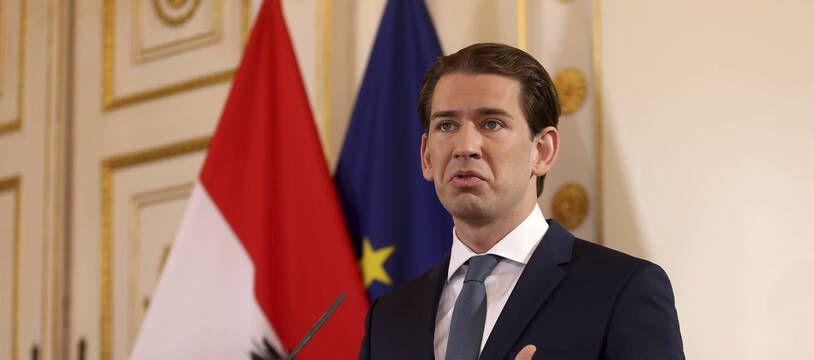 Sebastian Kurz est le chancelier (conservateur) de l'Autriche.