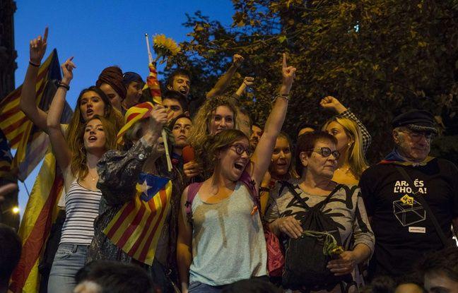 Référendum en Catalogne: «Le gouvernement de Rajoy semble aujourd'hui vouloir temporiser après la manière forte»