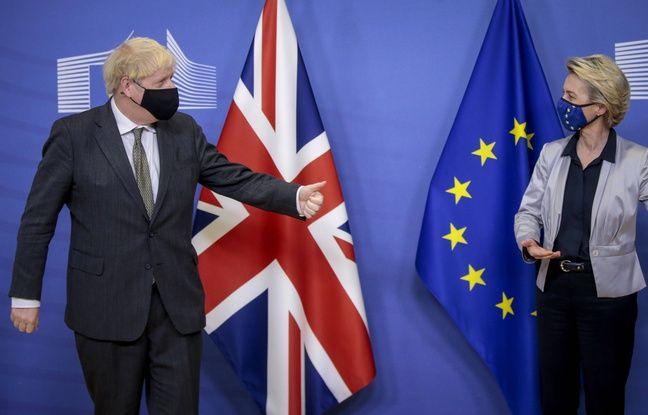 648x415 premier ministre britannique boris johnson presidente commission europeenne ursula von der leyen 9 decembre 2020