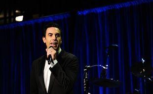 Sacha Baron Cohen au gala Friars Club Icon