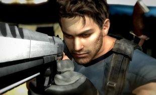 Chris Redfield de Resident Evil 5