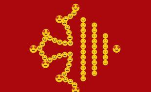 L'Occitanie aimerait avoir son emoji. Mais ce ne sera certainement pas celui-ci.