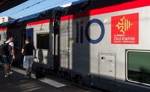 Premiers déplacements des nouveaux TER LIO à Toulouse en juillet 2019