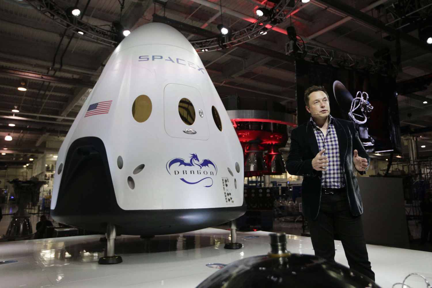 musk spacex dragon - photo #2