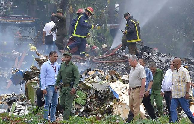 nouvel ordre mondial   VIDEO. Crash d'un avion à Cuba: Ce que l'on sait sur la catastrophe, qui a sans doute fait 100 morts