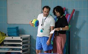 Adeline Picault dirige Vincent Macaigne dans son film «T'as pécho ?»