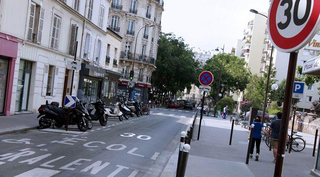 Montpellier : La limitation de vitesse sera à 30 km/h dès le 1er août