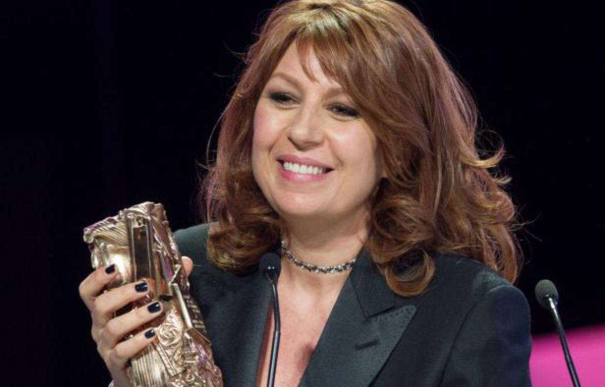 """Valérie Benguigui avait reçu un César pour son rôle dans """"Le Prénom"""". – VILLARD/BENAROCH/SIPA"""