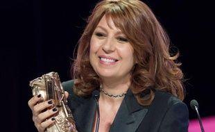 """Valérie Benguigui avait reçu un César pour son rôle dans """"Le Prénom""""."""