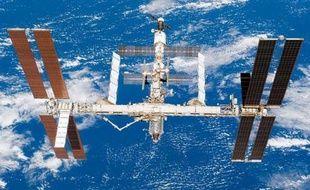 Station Spatiale Internationale en septembre 2007