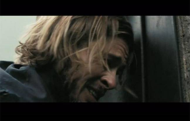 Brad Pitt dans le film «World war Z».