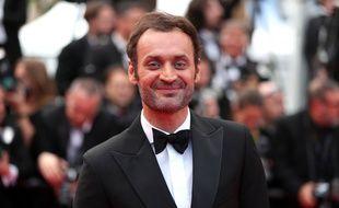Augustin Trapenard à Cannes, en 2019.