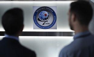Le logo de la direction de la sécurité extérieure de la France (image d'illustration).