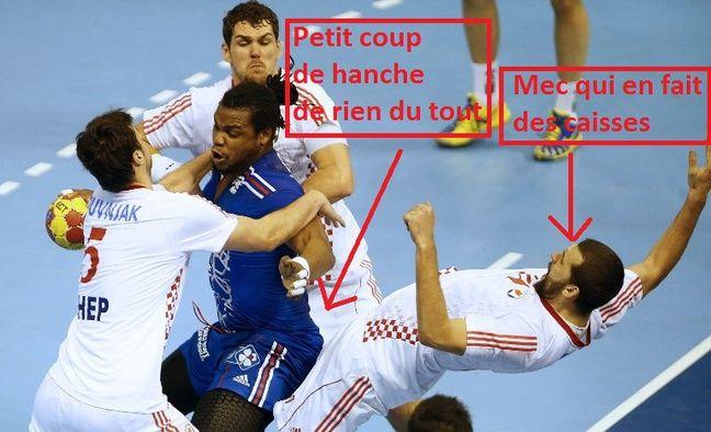 Les Croates, aussi, ils adorent en rajouter...