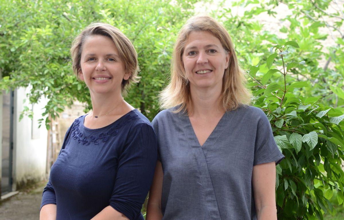 Fabienne et Hélène, les Lyonnaises qui ont créé Fabulous Biscuit. – Fabulous Biscuit