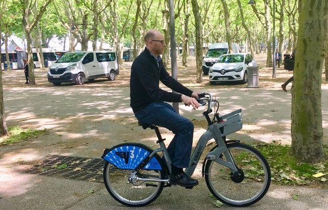 VIDEO. Bordeaux: La moitié du parc de vélos en libre-service est désormais électrique