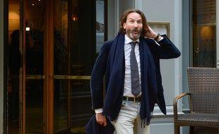 Frédéric Beigbder était dans le bar du Ritz lors du braquage de l'hôtel, le 10 janvier 2018. (Illustration)