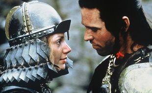 Joanne Whalley et Val Kilmer dans «Willow», réalisé par Ron Howard.