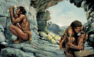 Des Homo Sapiens.