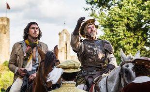L'homme qui tua Don Quichotte de Terry Gilliam