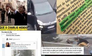 Après l'attentat perpétré contre « Charlie Hebdo» de nombreuses fausses informations ont circulé sur Internet.