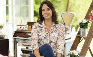 Julie Vignali anime «Le Meilleur pâtissier» sur M6.