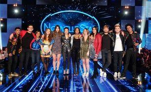 Les finalistes de «Nouvelle Star» 2017.