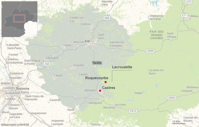 Amandine habitait à Roquecourbe, son village de toujours, et travaillait à Castres.