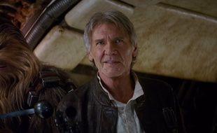 L'épisode VII de «Star Wars» était diffusé par TF1.