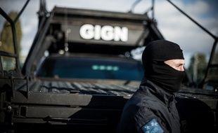 Le GIGN s'est rendu à Esparron après qu'un forcené s'est retranché chez la mère de sa fille.
