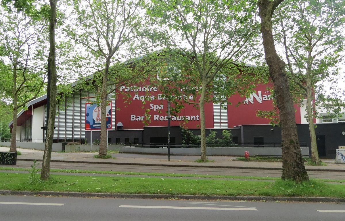 Nantes de nouveaux espaces sportifs au centre de loisirs for Piscine nantes petit port
