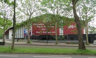 Nantes de nouveaux espaces sportifs au centre de loisirs - Patinoire petit port nantes ...
