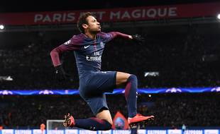 Neymar, c'est du grand art.