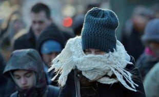 Le froid va faire progressivement son retour en France avec des températures ressenties allant jusqu'à -25 degrés dans les Alpes et -17 en plaine.