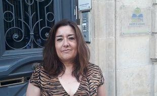Maître Francesca Satta défend la famille d'une victime, âgée de 5 ans au moment des faits.