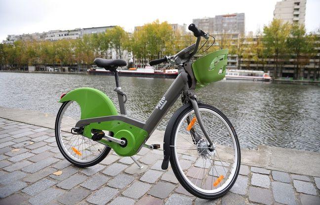Le nouveau Velib' parisien sera vert.