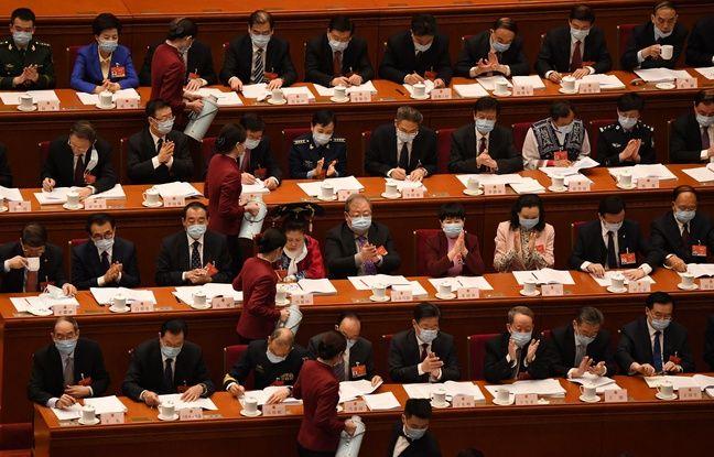 648x415 parlement chinois va mettre place comite electoral infeode regime communiste valider candidature elections legislatives hong kong ainsi ecarter entree