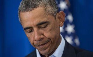 Barack Obama a qualifié l'Etat islamique de