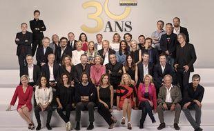 Quelques unes des personnalités qui ont «fait» l'histoire de Paris Première.