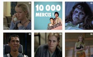 Le compte @creustel met en ligne des doublages parodiques de films cultes.