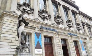 Illustration de l'université de Bordeaux.