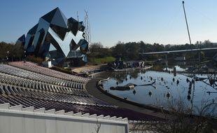 Le parc d'attraction du Futuroscope, près de Poitiers. (archives)