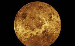 La planète Vénus.