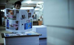 La censure qui pesait sur les médias depuis un demi-siècle en Birmanie, faisant de ce pays l'un des pires de la planète en termes de liberté de la presse, a été abolie lundi, une étape majeure pour un secteur qui profite graduellement des réformes politiques en cours depuis 18 mois.