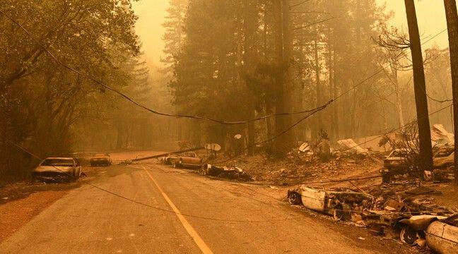 Californie : Plus de 2.000 nouvelles évacuations à cause des incendies