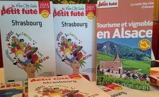 Edition 2015 du «Petit Futé» Strasbourg.