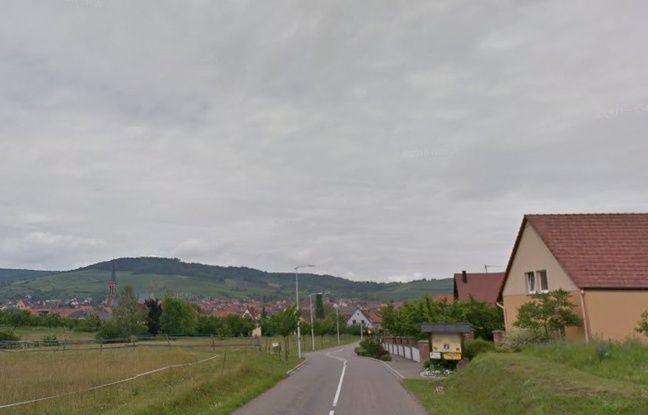 La commune de Westhoffen est située sur un territoire boisée, au pied des Vosges.