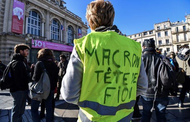 «Gilets jaunes»: Plusieurs milliers de manifestants défilent à Montpellier, Strasbourg, Toulouse ou Bordeaux