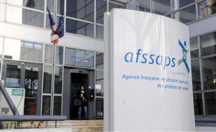 Le siège de l'Afssaps, à Saint-Denis. Photo prise le 15 mars 2011.