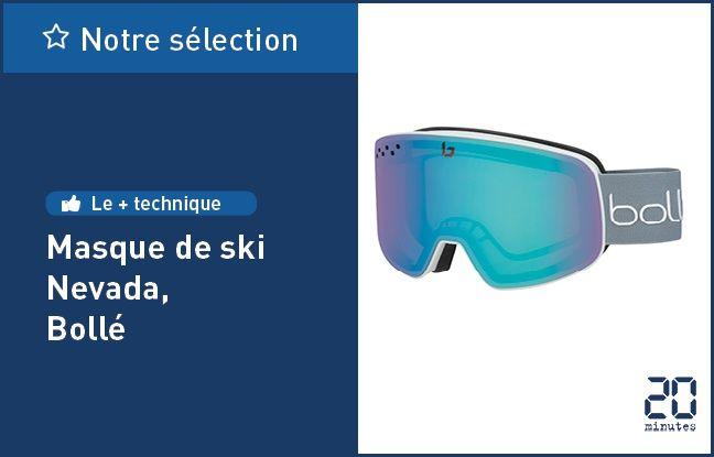 Masque de ski Nevada, de Bollé